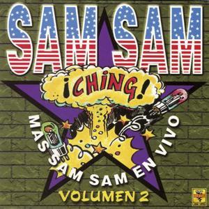 Más Sam Sam, Vol. 2 (En Vivo)