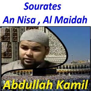 Sourates An Nisa, Al Maidah