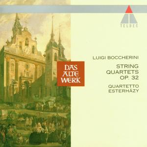 Boccherini: String Quartet Op. 32 No. 1