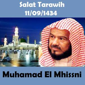 Salat Tarawih 11/09/1434