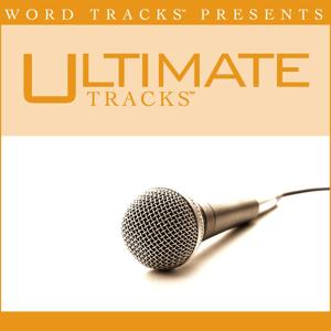 Ultimate Tracks - The Only Thing Good In Me - as made popular by Michael English [Performance Track]