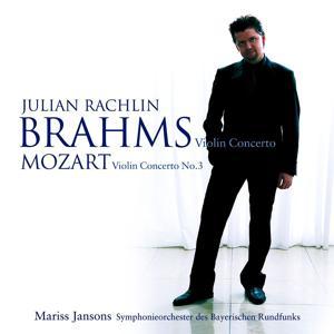 Mozart : Violin Concerto No.3 & Brahms : Violin Concerto