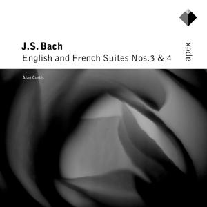 Bach, JS : English & French Suites Nos 3 & 4  -  Apex