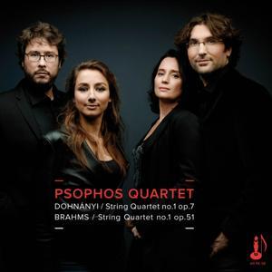 Psophos Quartet: Ernő Dohnányi, Johannes Brahms