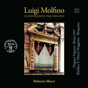 Luigi Molfino: Composizioni per organo