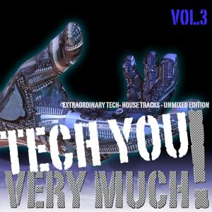 Tech You Very Much!, Vol. 3 (Extraordinary Tech- House Tracks - Unmixed Edition)