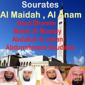 Sourates Al Maidah, Al Anam