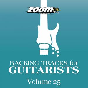 Backing Tracks For Guitarists, Vol. 25