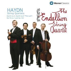 Haydn : String Quartets Nos 1, 4 & 5, 'The Lark'