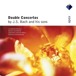 Bach Family : Double Concertos  -  Apex