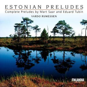 Estonian Piano Preludes