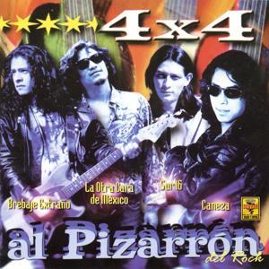 4x4 al Pizarrón del Rock