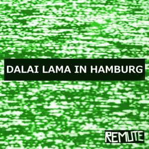 Dalai Lama in Hamburg