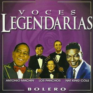 Voces Legendarias, Vol. 1 (Bolero)