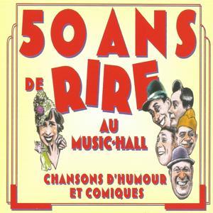 50 ans de rire au Music-Hall, vol. 8 (Bourvil et Fernandel) [Chansons d'humour et comiques]