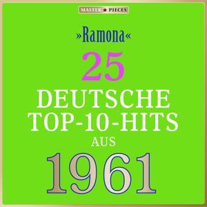 Masterpieces presents The Blue Diamonds: Ramona (25 deutsche Top-10-Hits aus 1961 (Compilation))