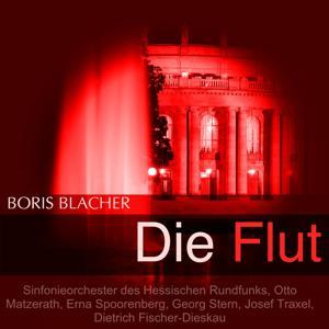 Blacher: Die Flut