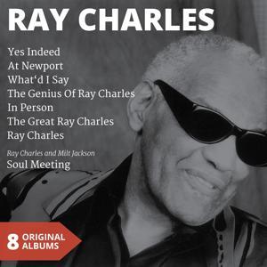 Ray Charles (The Atlantic Years - Eigth Original Albums)