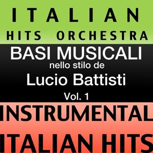 Basi musicale nello stilo dei lucio battisti (instrumental karaoke tracks), Vol. 1