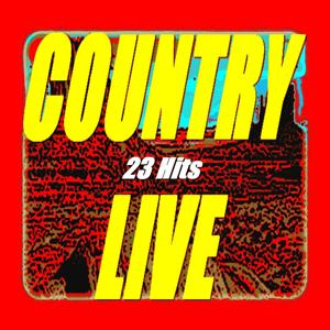 Country Live (23 Hits) [Live]