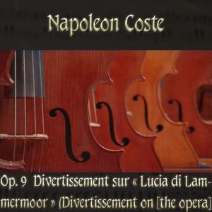 Napoléon Coste: Divertissement sur