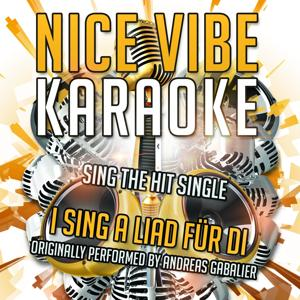 I Sing A Liad Für Di (Originally Performed By Andreas Gabalier) (Karaoke Version)