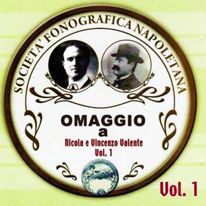 Omaggio a Nicola e Vincenzo Valente, Vol. 1