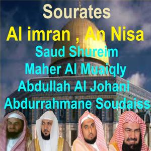 Sourates Al Imran, An Nisa (Quran)