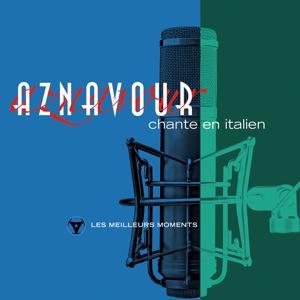 Charles Aznavour chante en italien- Les meilleurs moments
