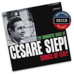 The Romantic Voice Of Cesare Siepi: Songs Of Italy