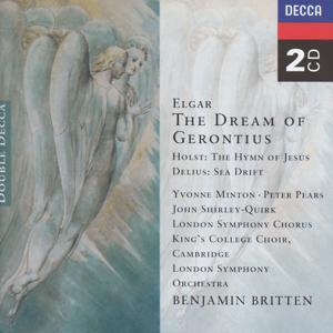 Elgar: The Dream of Gerontius/Delius: Sea Drift/Holst: Hymn of Jesus