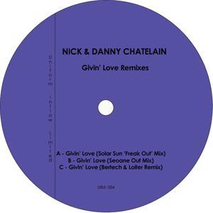 Givin' Love Remixes