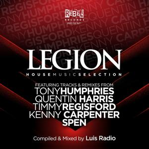 Legion House Music Selection (Compiled & Mixed by Luis Radio)