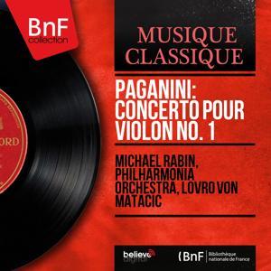 Paganini: Concerto pour violon No. 1 (Mono Version)