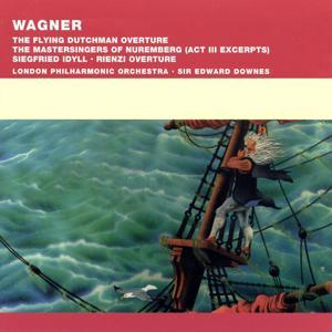 Wagner - Overtures, Siegfried Idyll etc