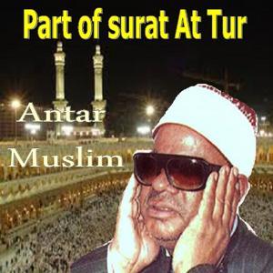 Part Of Surat At Tur (Quran)