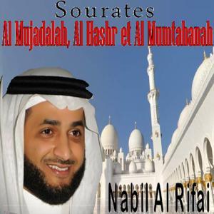 Sourates Al Mujadalah, Al Hashr Et Al Mumtahanah (Quran)