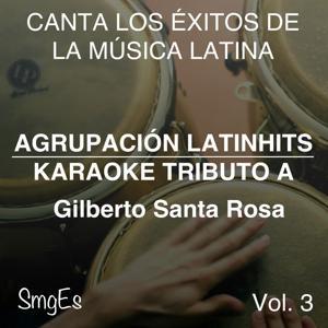 Instrumental Karaoke Series: Gilberto Santa Rosa, Vol. 3
