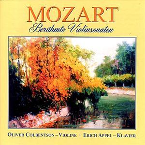 Mozart: Berühmte Violinsonaten
