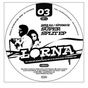 Süper Split EP
