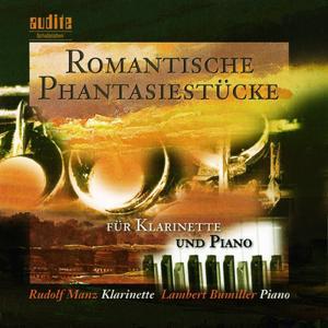 August Hendrik Winding, Carl Reinecke, Niels Wilhelm Gade & Robert Schumann: Romantische Fantasiestücke Für Klarinette Und Klavier (Romantic Fantasies for Clarinet and Piano)