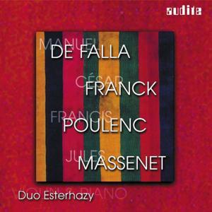 Poulenc - De Falla - Franck - Massenet