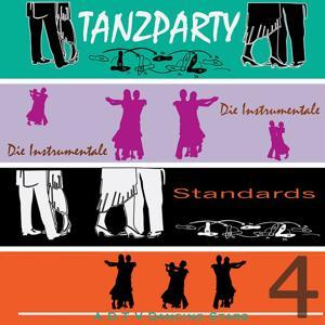 Tanzparty Standards: Vol. 4 - Die Instrumentale