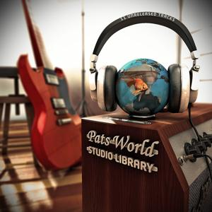 Pat's World - Studio Library