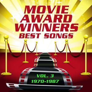 Movie Award Winners - Best Songs Vol. 3, 1970 - 1987
