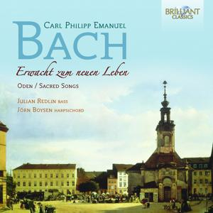 C.P.E. Bach: Oden / Sacred Songs