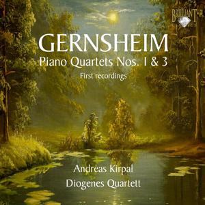 Gernsheim: Piano Quartets Nos. 1 & 3