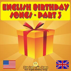 English Birthday Songs - Part 3