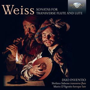 Weiss: Sonatas for Transverse Flute and Lute