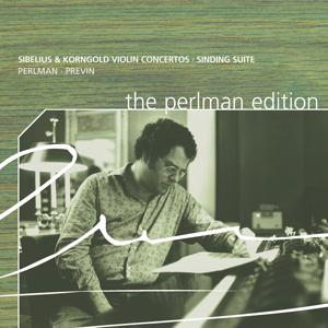Sibelius & Korngold: Violin Concertos / Sinding Suite
